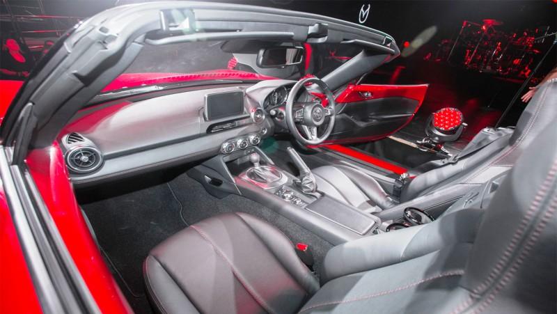 2016 Mazda MX-5 Roadster 5