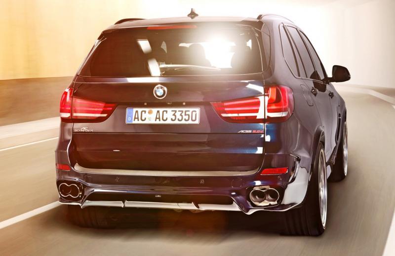 AC Schnitzer BMW X5 13