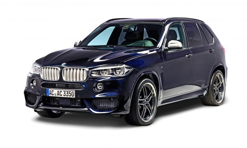 AC Schnitzer BMW X5 2