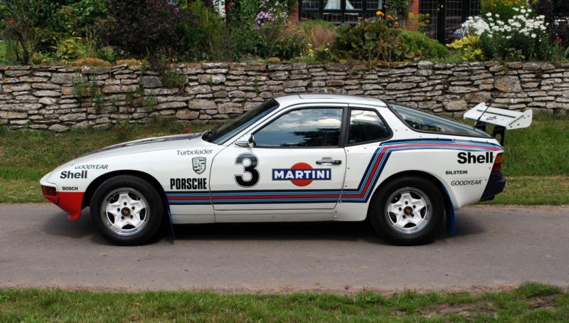 CCWin 1981 Porsche 924 Martini Rally Car 19