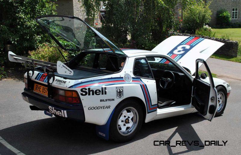 CCWin 1981 Porsche 924 Martini Rally Car 20