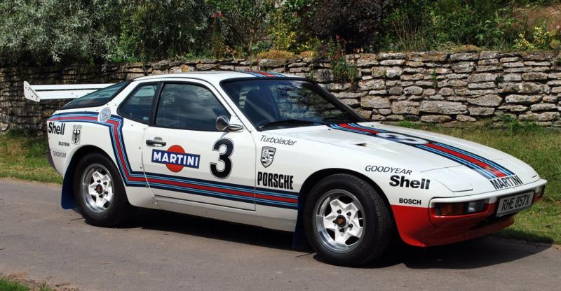 CCWin 1981 Porsche 924 Martini Rally Car 27