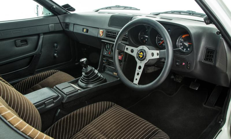 CCWin 1981 Porsche 924 Martini Rally Car 35