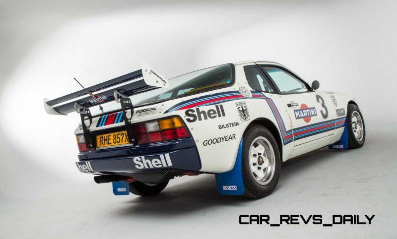 CCWin 1981 Porsche 924 Martini Rally Car 37