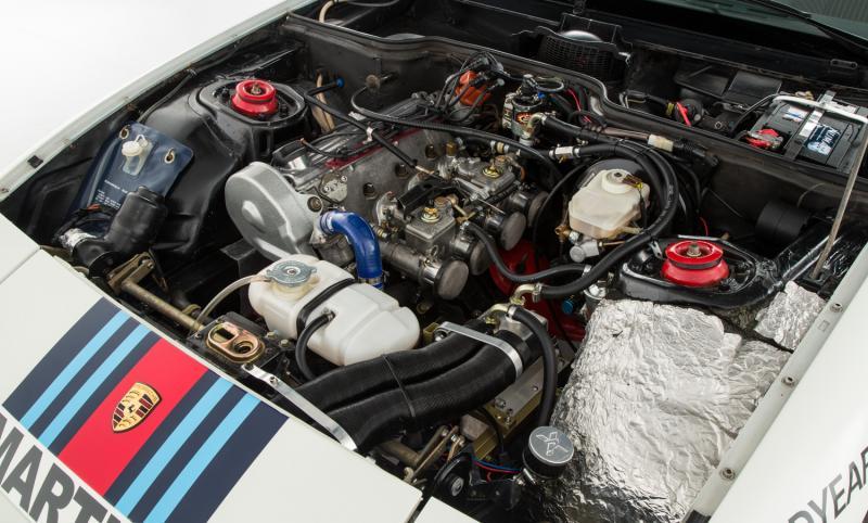 CCWin 1981 Porsche 924 Martini Rally Car 38