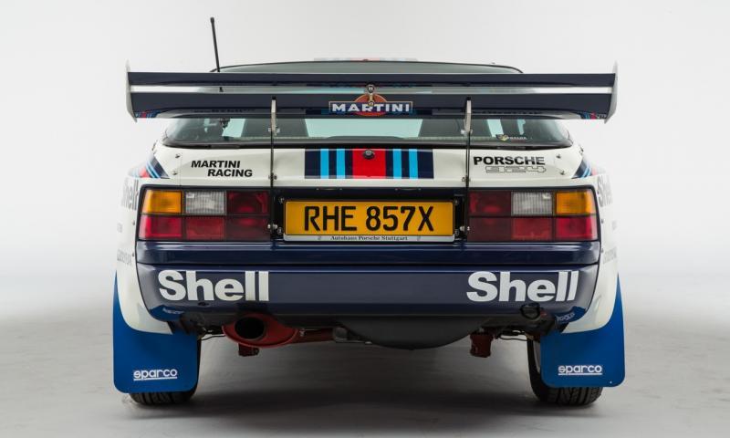 CCWin 1981 Porsche 924 Martini Rally Car 6