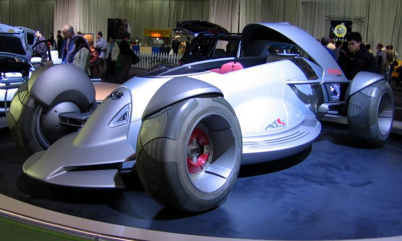 Concept Flashback - 2004 Toyota MTRC 36