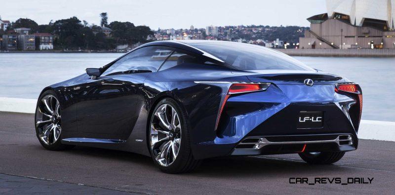 Concept Flashback - Lexus LF-LC in 77 High-Res Photos - Future LF-B 18