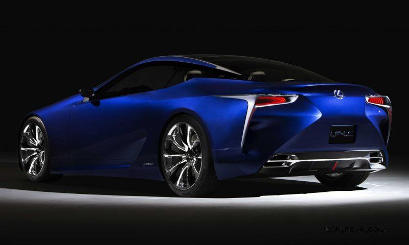 Concept Flashback - Lexus LF-LC in 77 High-Res Photos - Future LF-B 4