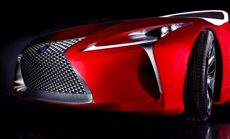 Concept Flashback - Lexus LF-LC in 77 High-Res Photos - Future LF-B 43