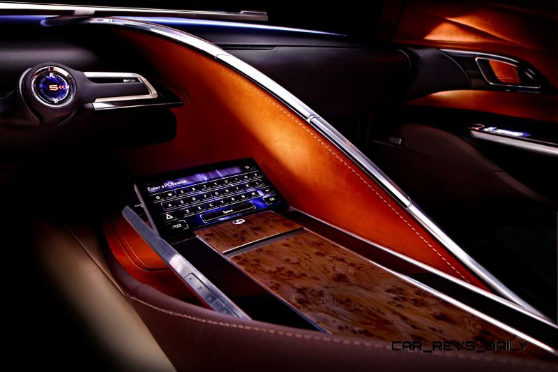 Concept Flashback - Lexus LF-LC in 77 High-Res Photos - Future LF-B 50