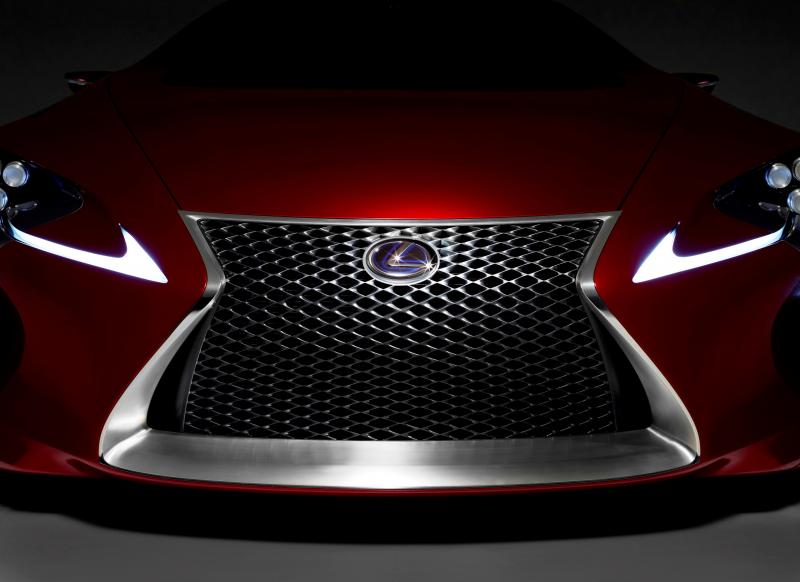 Concept Flashback - Lexus LF-LC in 77 High-Res Photos - Future LF-B 56