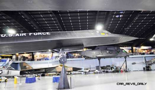 Lockheed SR-71A Blackbird 82