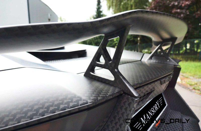 MANSORY Carbonado Aventador 25