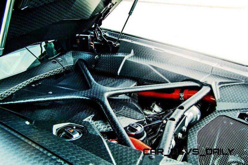 MANSORY Carbonado Aventador 41