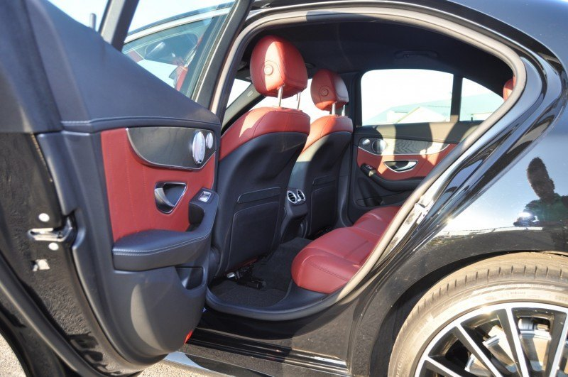 Road Test Review - 2015 Mercedes-Benz C300 4Matic Sport 25