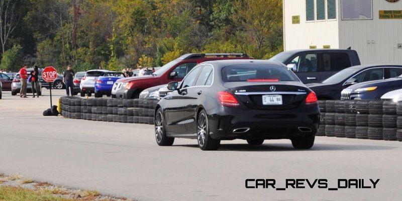 Road Test Review - 2015 Mercedes-Benz C300 4Matic Sport 63