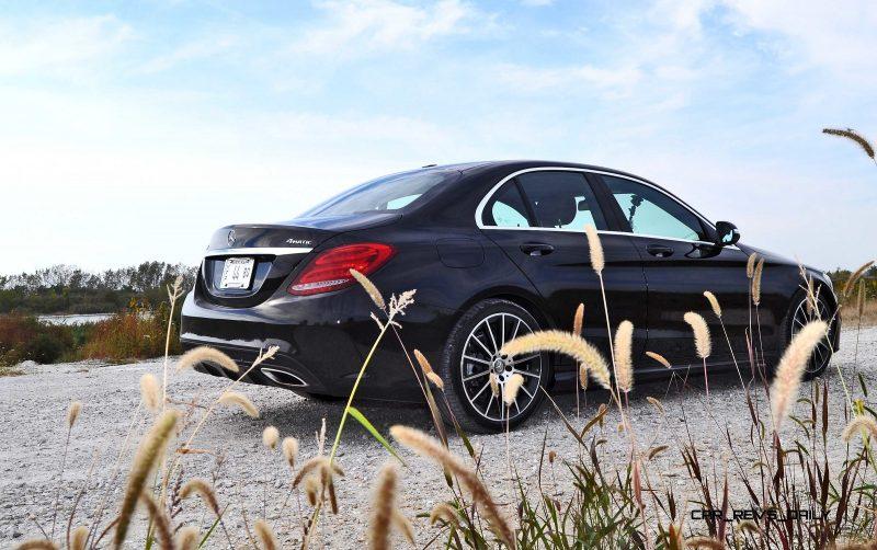 Road Test Review - 2015 Mercedes-Benz C300 4Matic Sport 83