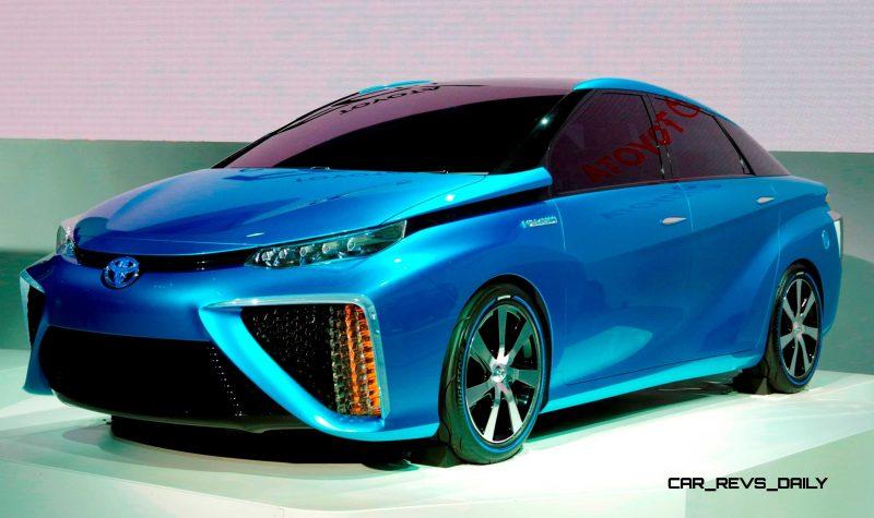 Toyota FCV CONCEPT 3