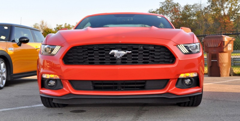 Track Test Review - 2015 Ford Mustang GT in 4K Video 12
