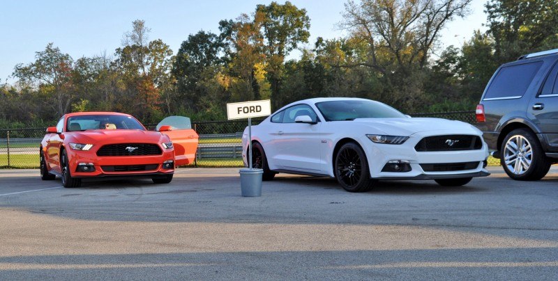 Track Test Review - 2015 Ford Mustang GT in 4K Video 2