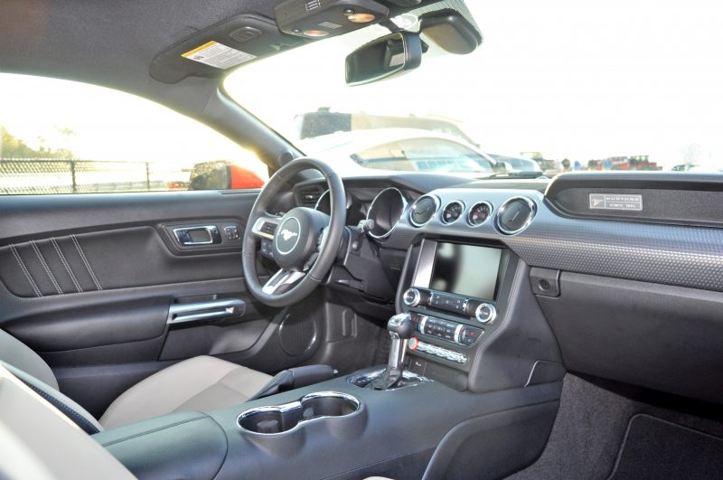 Track Test Review - 2015 Ford Mustang GT in 4K Video 25