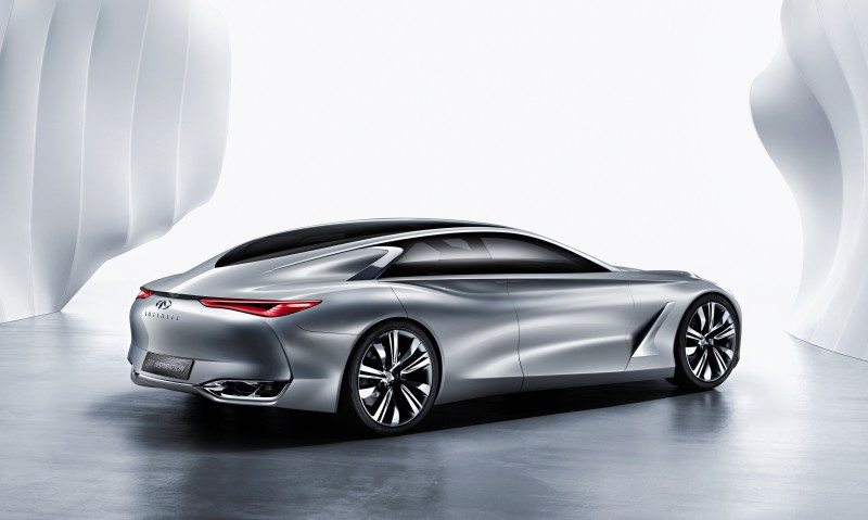 Updated With 42 New Photos - INFINITI Q80 Inspiration Concept Flagship 14