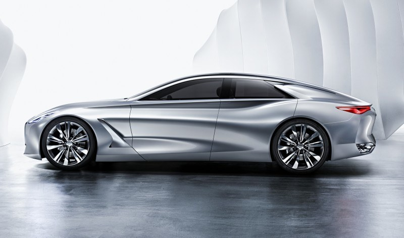 Updated With 42 New Photos - INFINITI Q80 Inspiration Concept Flagship 18
