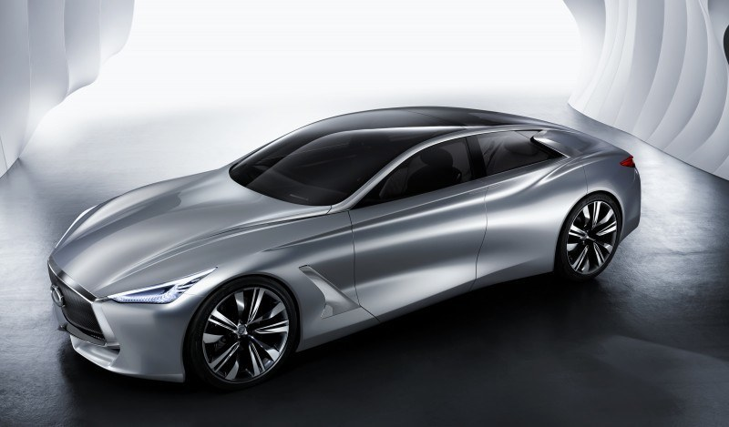 Updated With 42 New Photos - INFINITI Q80 Inspiration Concept Flagship 23