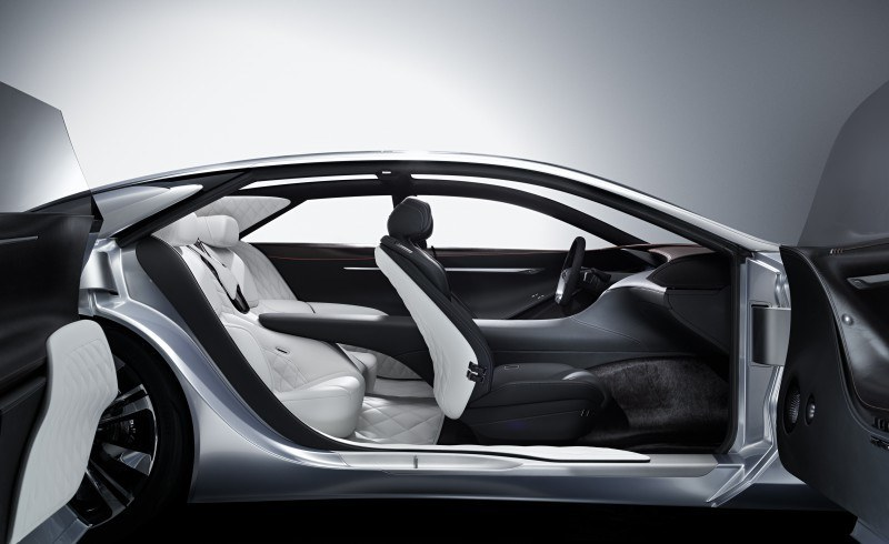 Updated With 42 New Photos - INFINITI Q80 Inspiration Concept Flagship 35