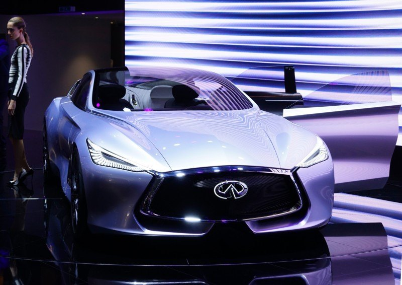 Updated With 42 New Photos - INFINITI Q80 Inspiration Concept Flagship 6