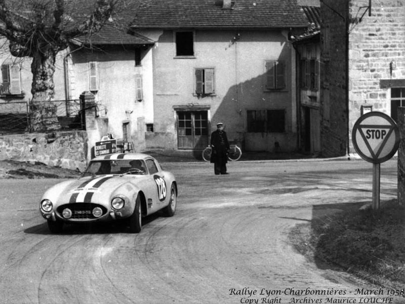 1956 Ferrari 250 GT Berlinetta Competizione Tour de France 1