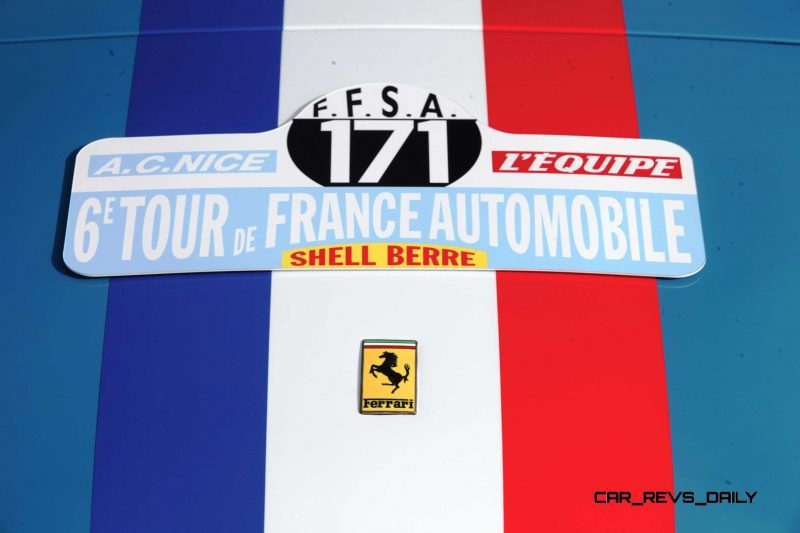 1956 Ferrari 250 GT Berlinetta Competizione Tour de France 17