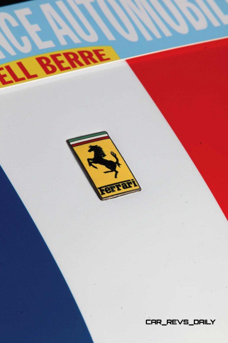 1956 Ferrari 250 GT Berlinetta Competizione Tour de France 24