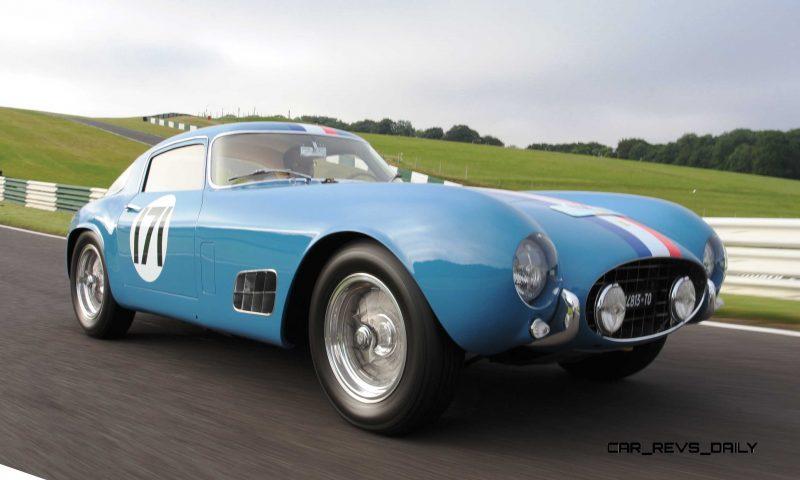 1956 Ferrari 250 GT Berlinetta Competizione Tour de France 31