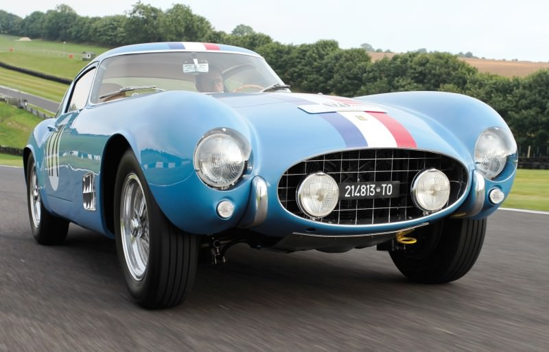 1956 Ferrari 250 GT Berlinetta Competizione Tour de France 33