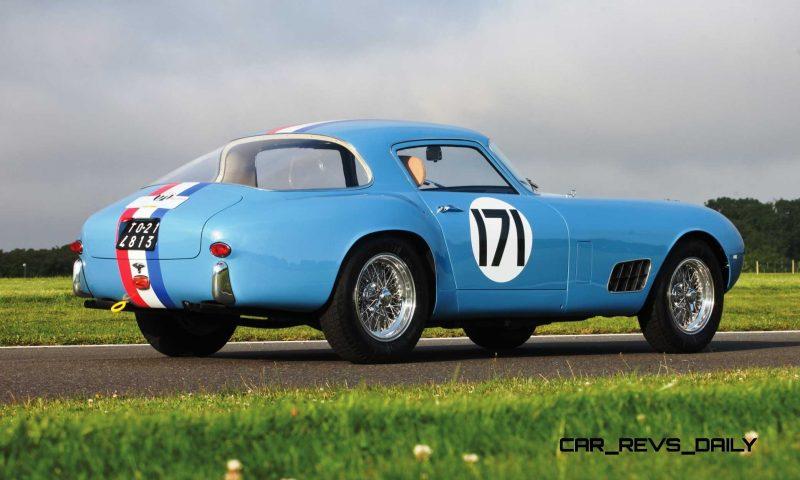 1956 Ferrari 250 GT Berlinetta Competizione Tour de France 35