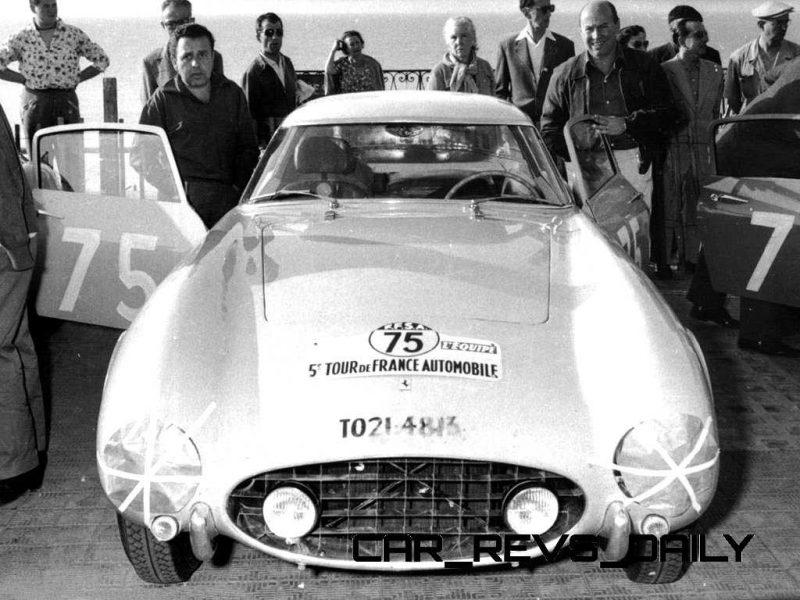 1956 Ferrari 250 GT Berlinetta Competizione Tour de France 8
