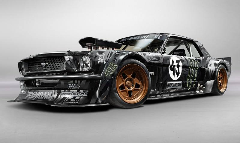 1965 Ford Mustang HOONICORN By RTR and Autosport Dynamics 6