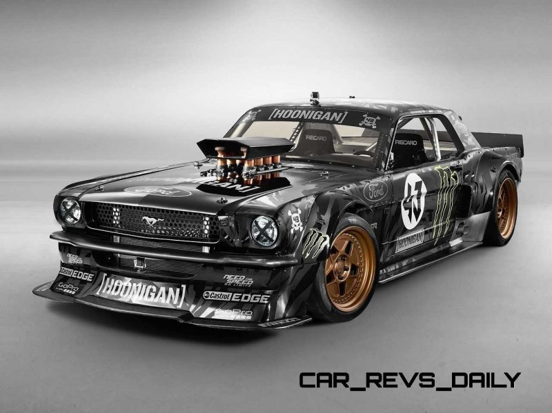 1965 Ford Mustang HOONICORN By RTR and Autosport Dynamics 9