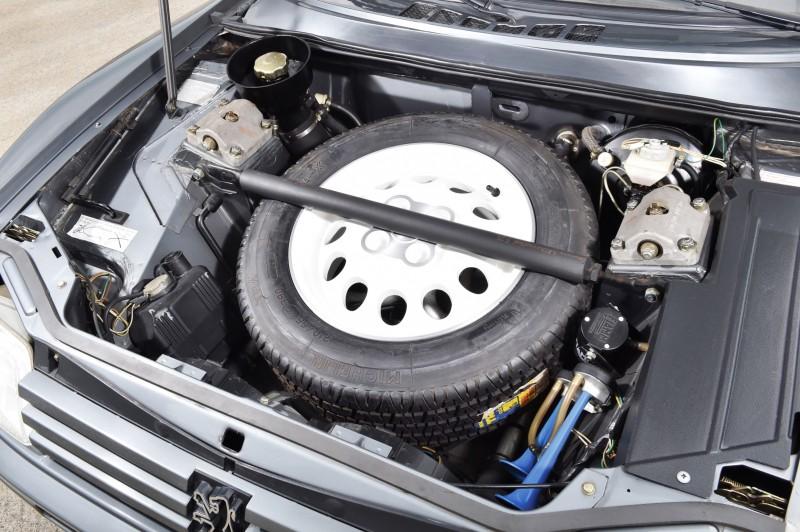 1984 Peugeot 205 Turbo 16 17