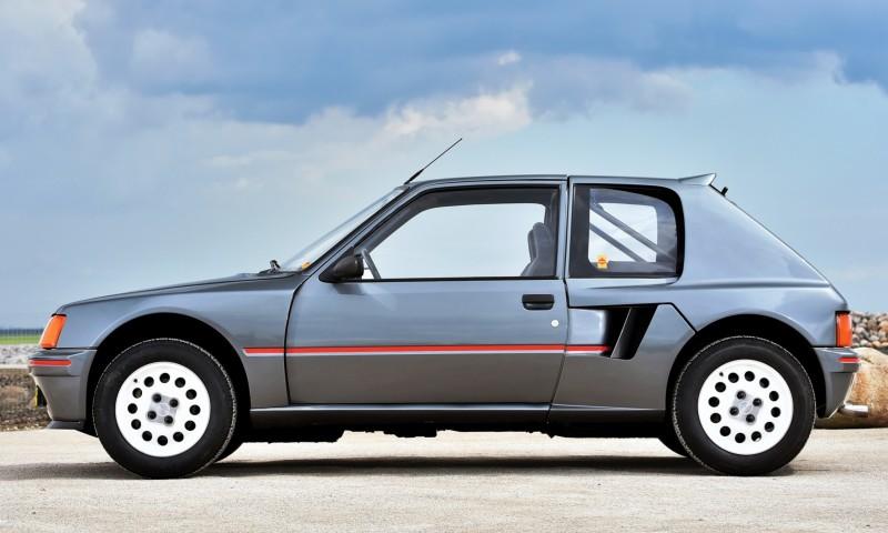 1984 Peugeot 205 Turbo 16 5