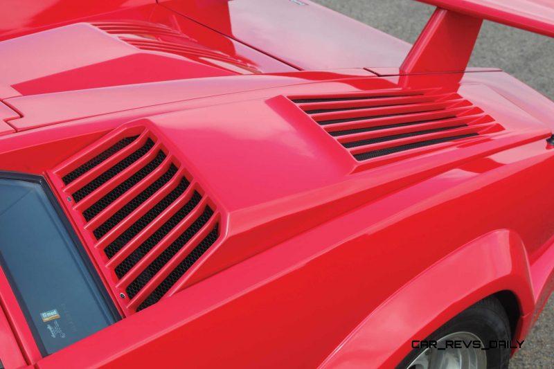 1990 Lamborghini Countach 25th Anniversary Edition 20