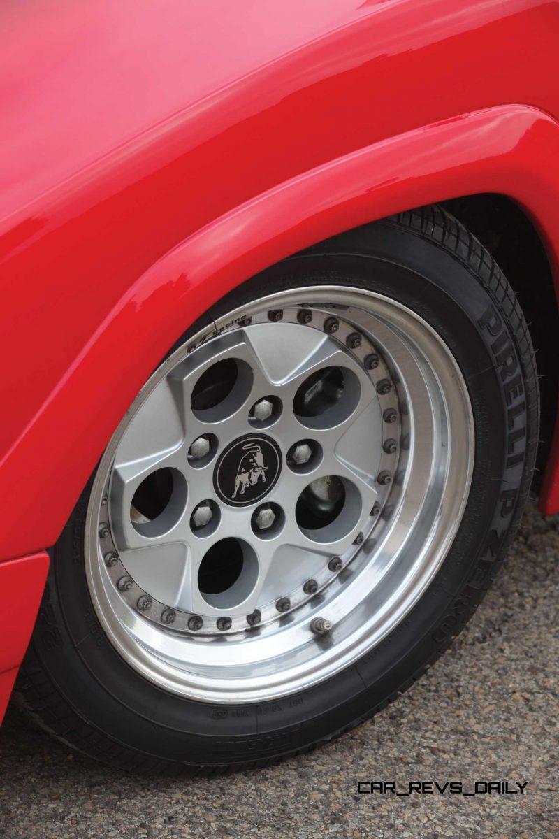 1990 Lamborghini Countach 25th Anniversary Edition 9
