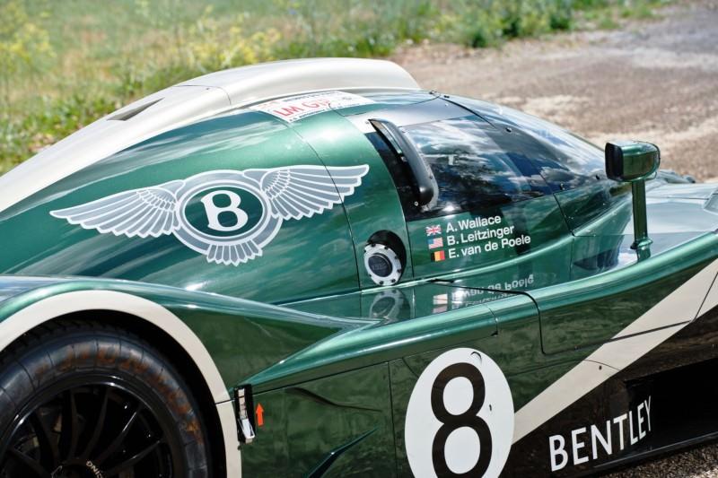 2001 Bentley Speed 8 LMP1 35
