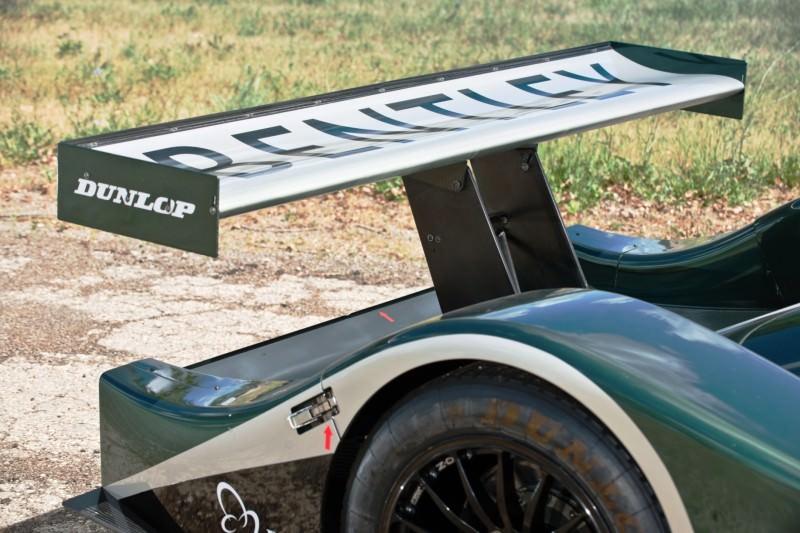 2001 Bentley Speed 8 LMP1 40