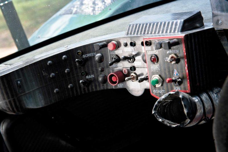 2001 Bentley Speed 8 LMP1 49