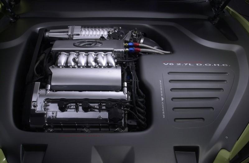 2004 Hyundai HCD-8 Sports Tourer Concept 30