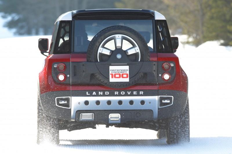 2011 Land Rover DC100 24
