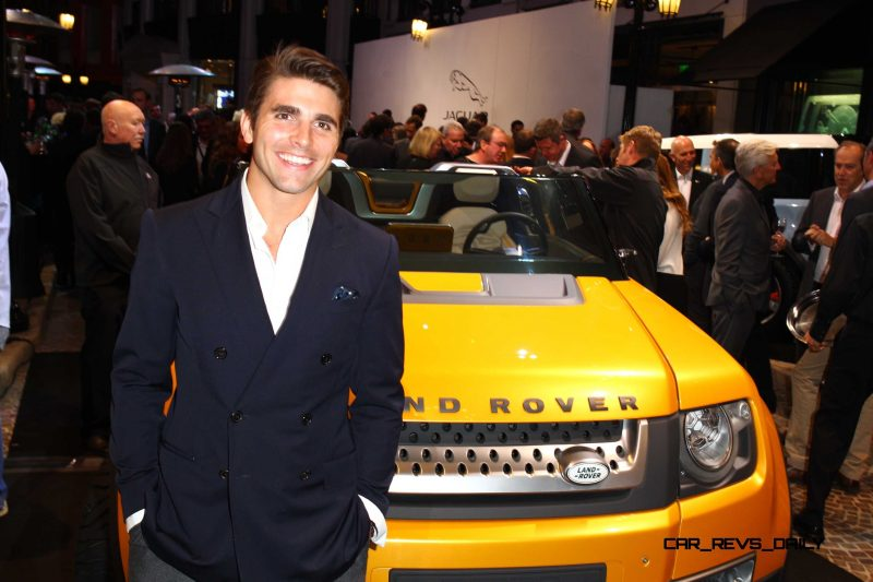 2011 Land Rover DC100 Sport 24